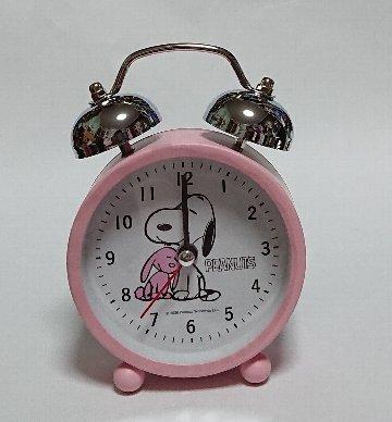 ?Sweet PEANUTS スヌーピーのお茶目な目覚まし時計