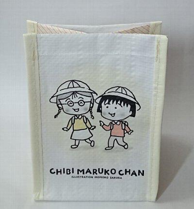 Photos: 3COINS and CHIBI MARUKO CHAN 小分けBAG 3枚セット