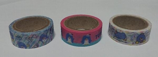 タキシードサム×サンキューマート マスキングテープ