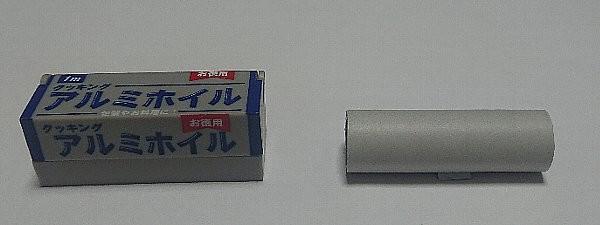 mini ラップ・ホイル マスコットメモ