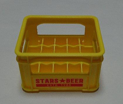 ミニチュア ビールケース