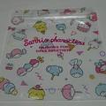 サンリオキャラクターズ FANCY ZIP BAG Mサイズ