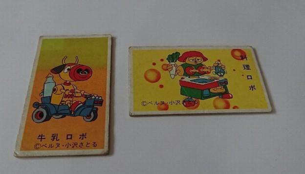 Photos: めんこ ロボダッチ