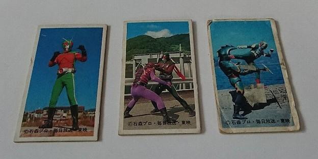 めんこ 仮面ライダー2