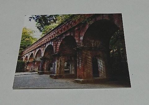 日本の美しい橋カード