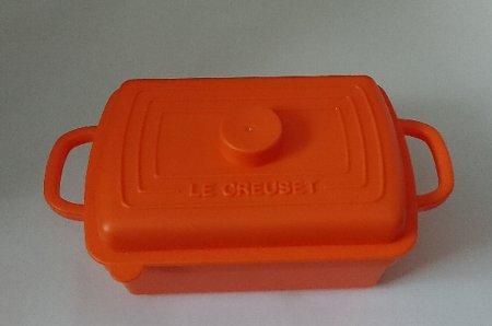 LE CREUSET サントリーコーヒーボス オリジナル フードボックス