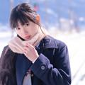 Photos: 寒い朝に