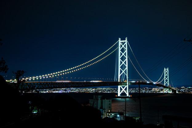 Photos: 明石の夜