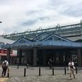 写真: 蒲生駅