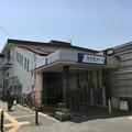 写真: 逆井駅