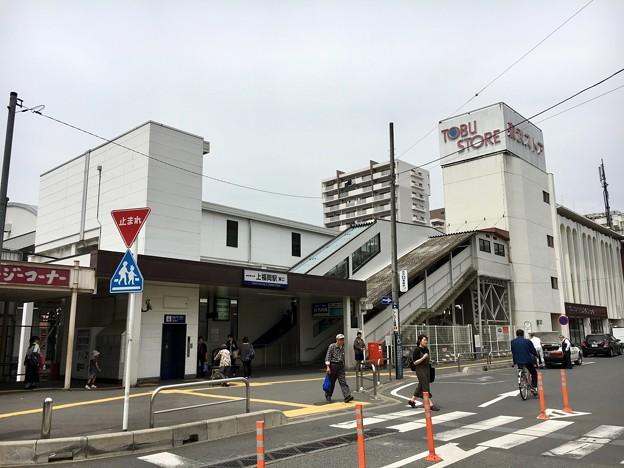 写真: 上福岡駅