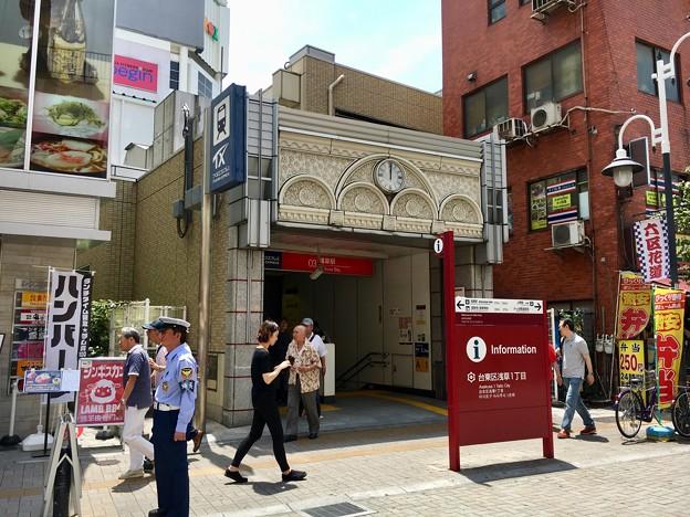 浅草駅(つくばエクスプレス)