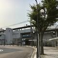 写真: 汐入駅