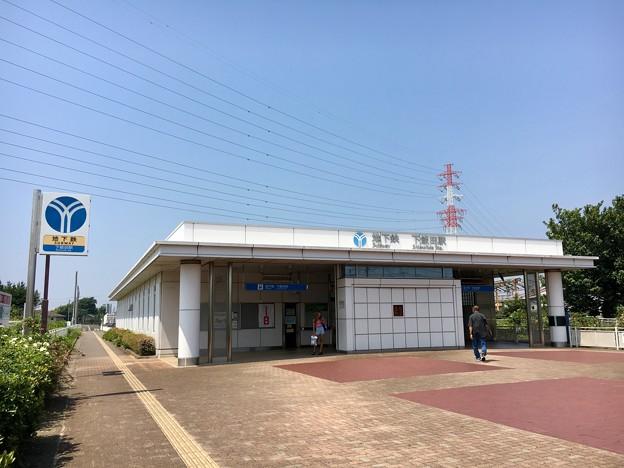 Photos: 下飯田駅