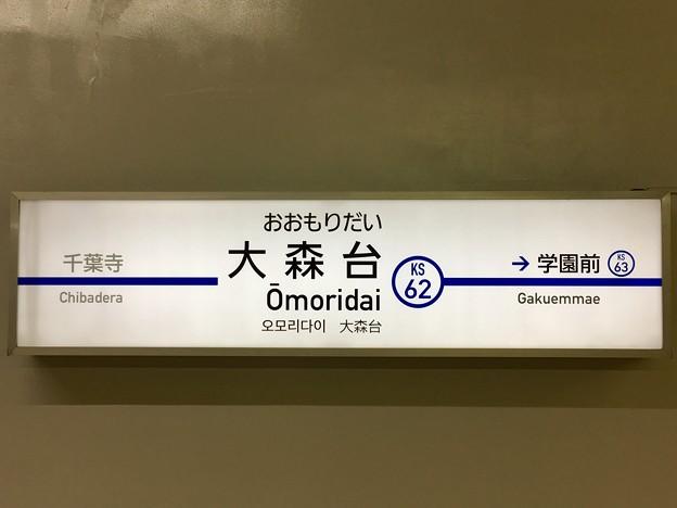 大森台駅 Omoridai Sta.