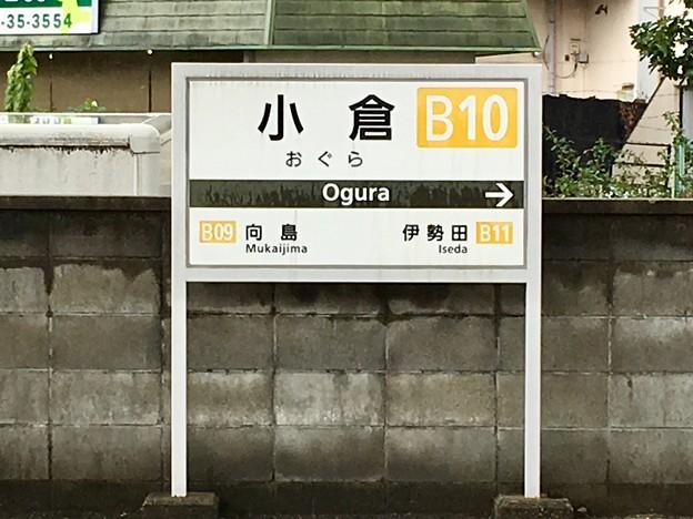 小倉駅 Ogura Sta.