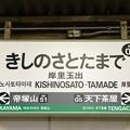 Photos: 岸里玉出駅 KISHINOSATO-TAMADE Sta.