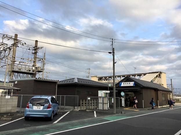 Photos: 南羽生駅