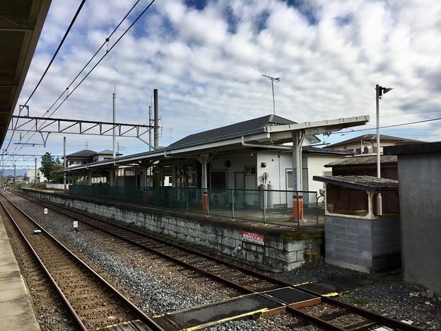 藤岡駅 旧1番線ホーム