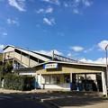 写真: 新大平下駅