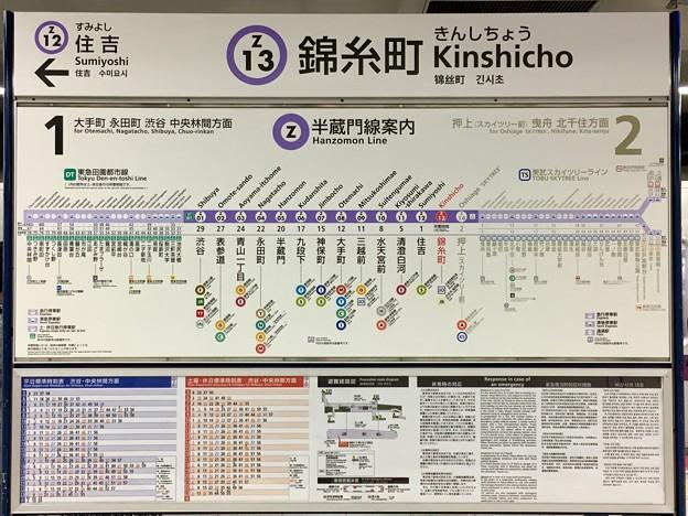 錦糸町駅 Kinshicho Sta.