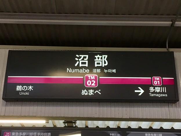 沼部駅 Numabe Sta.