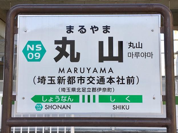 丸山駅 Maruyama Sta.