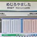 目白山下駅 Mejiroyamashita Sta.