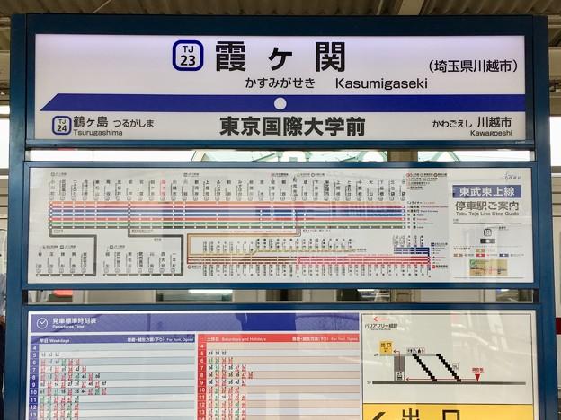 霞ヶ関駅 Kasumigaseki Sta.