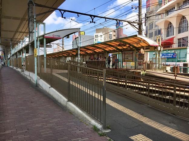 Photos: 王子駅前停留場