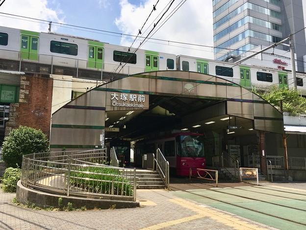 Photos: 大塚駅前停留場