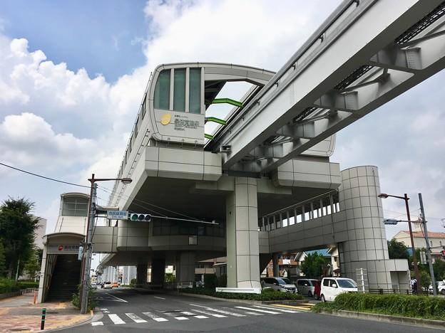泉体育館駅
