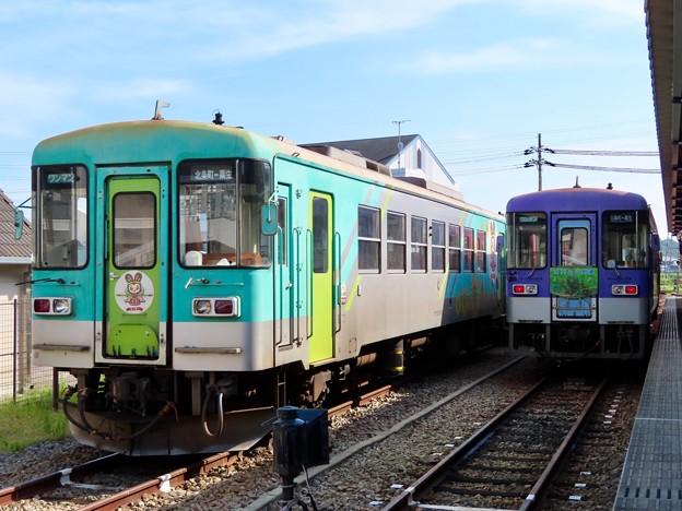 北条鉄道フラワ2000形