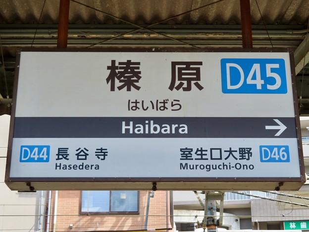 榛原駅 Haibara Sta.
