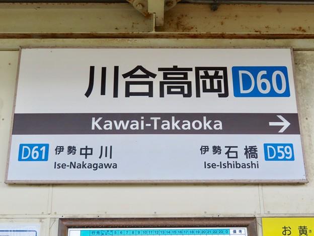 川合高岡駅 Kawai-Takaoka Sta.