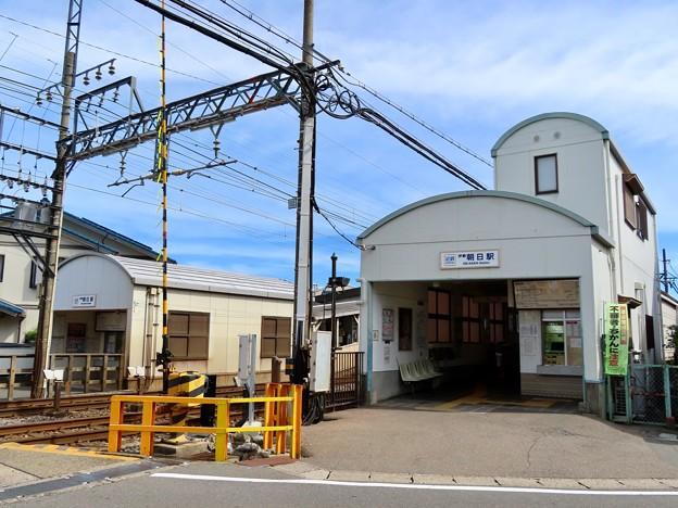 Photos: 伊勢朝日駅