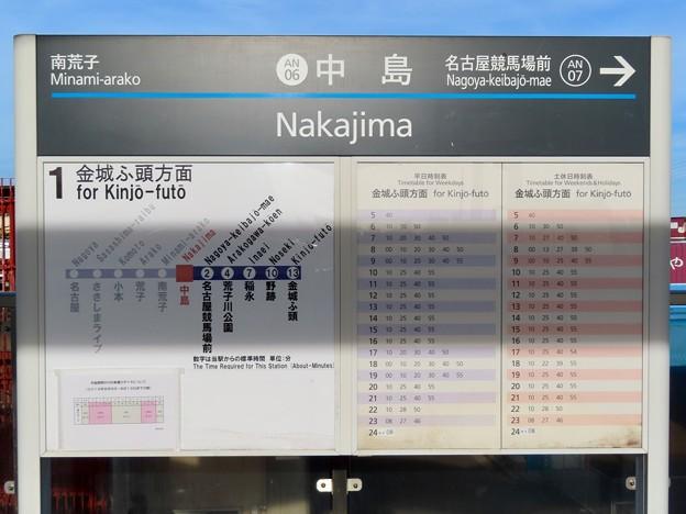 中島駅 Nakajima Sta.