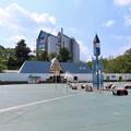 Photos: 遊園地西駅
