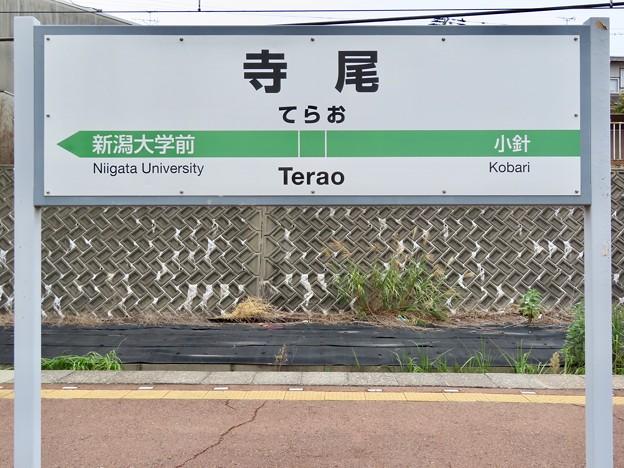 寺尾駅 Terao Sta.