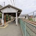 上熊谷駅 現在も残る東武熊谷線の線路