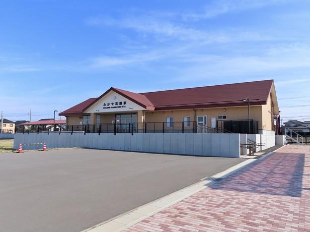 ふかや花園駅
