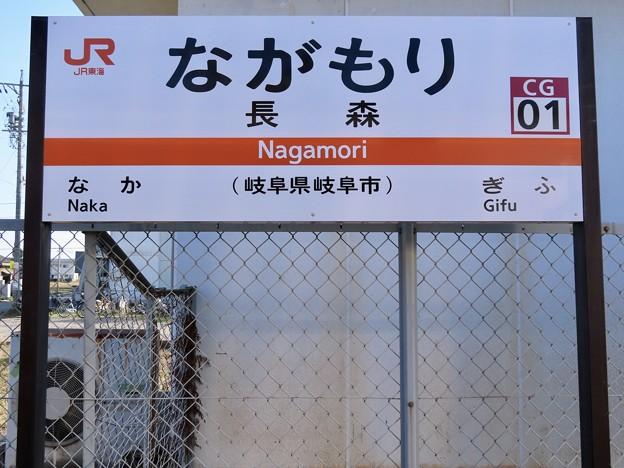 長森駅 Nagamori Sta.