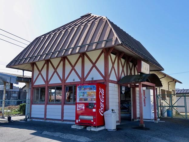 Photos: 親鼻駅