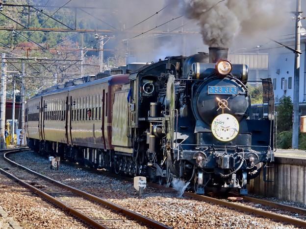 秩父鉄道C58形 パレオエクスプレス
