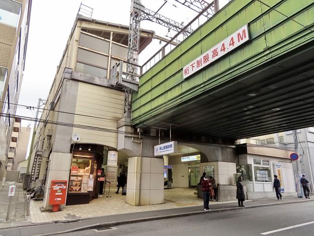 桃山御陵前駅