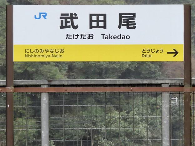 武田尾駅 Takedao Sta.
