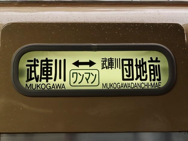 阪神武庫川線 武庫川←→武庫川団地前