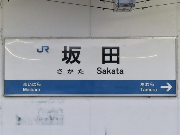 坂田駅 Sakata Sta.