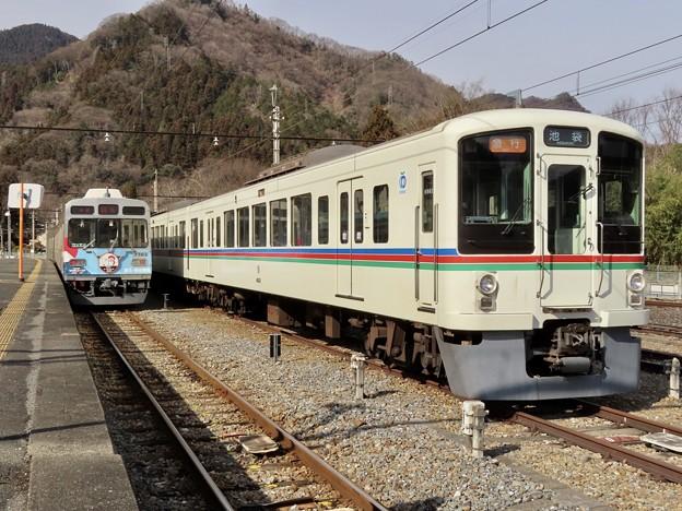 西武4000系&秩父鉄道7500系