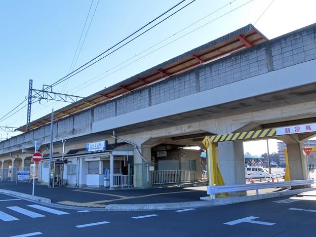 野州山辺駅